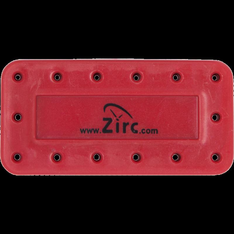 Zirc, Bur block, Magnetic, 14H Red