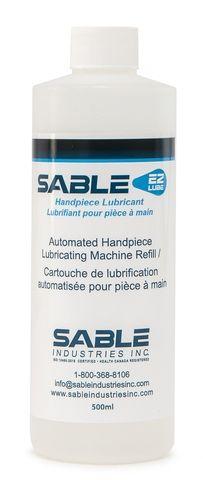 Sable, EZ Lube, Refill, 500ml Bottle