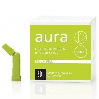 SDI, Aura, Bulk Fill, Universal, Complet, 20 - 0.25g/Box